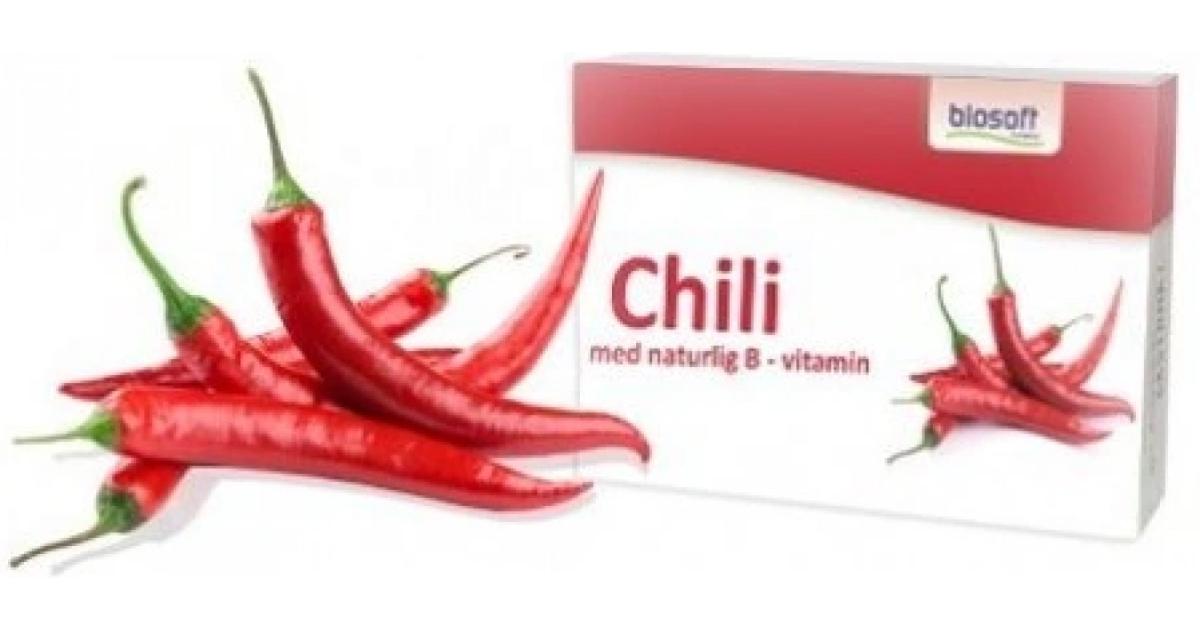 chili allergi symptomer